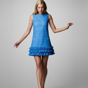 Lilly Pulitzer Rosemary Dress in Worth Blue Size 2